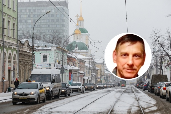 Последний раз мужчину видели на улице Ленина в Перми