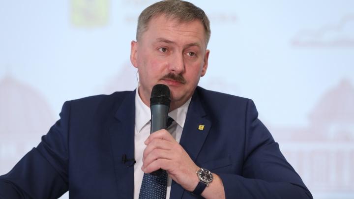 Глава Архангельска встретится с журналистами 11 марта. О чём бы вы спросили Игоря Годзиша?
