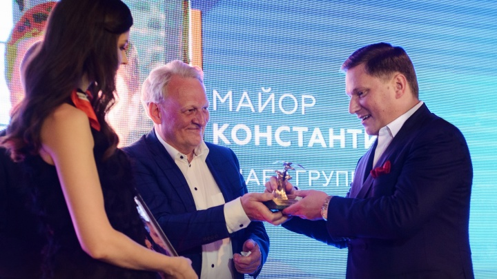 Основатель компании MAER GROUP признан медиаменеджером года