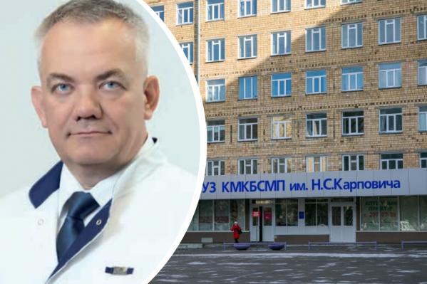 В больницу ежесуточно обращается по 200 человек с подозрением на коронавирус