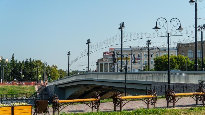 В Омске по просьбе филармонии на ночь перекроют Юбилейный мост