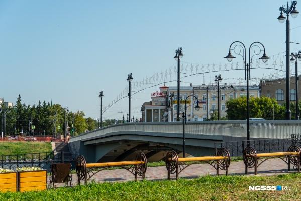 Мост будет недоступен около пяти часов