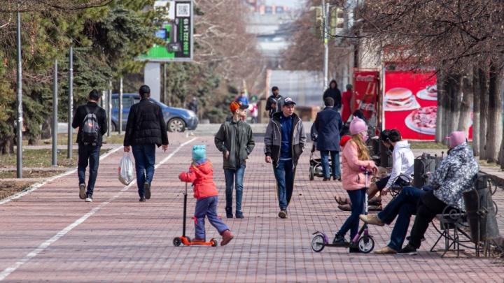 «Яндекс» зафиксировал в Челябинске низкий уровень самоизоляции. Но Алексей Текслер так не считает