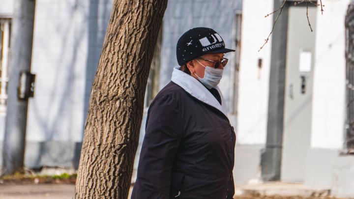 Омским пенсионерам разрешили выходить из дома в магазин и на прогулки