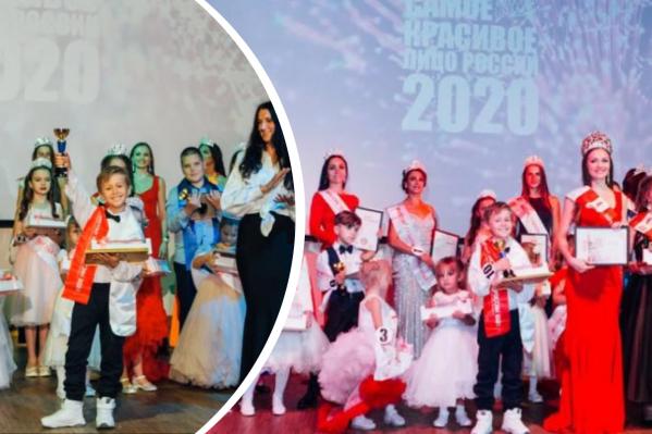 Конкурс красоты проходил в Москве