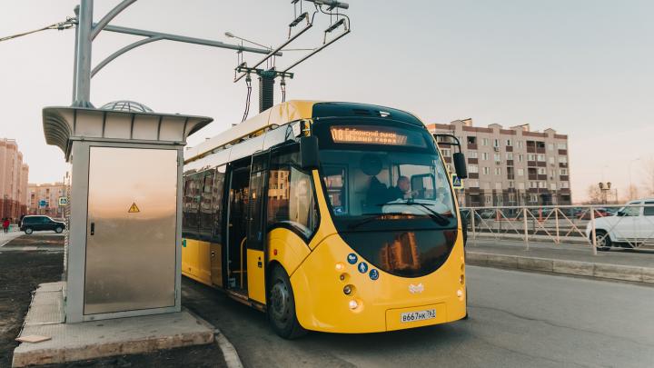 В ТТУ рассказали, почему в Самаре простаивает электробус