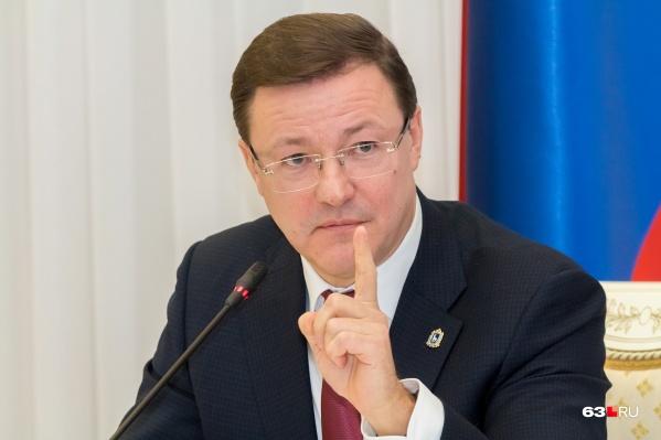 По словам главы региона, штрафы помогут защитить здоровье самарцев