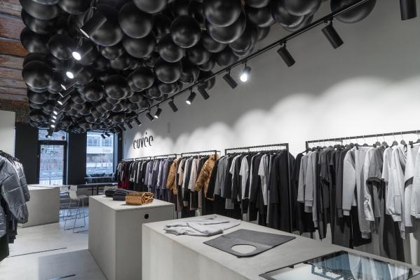 Одежду для магазинов Cuve теперь не нужно будет возить издалека