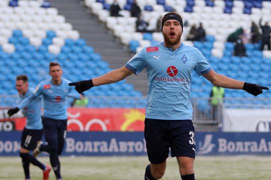 Футболисты «Крыльев Советов» полетят на сборы в Турцию