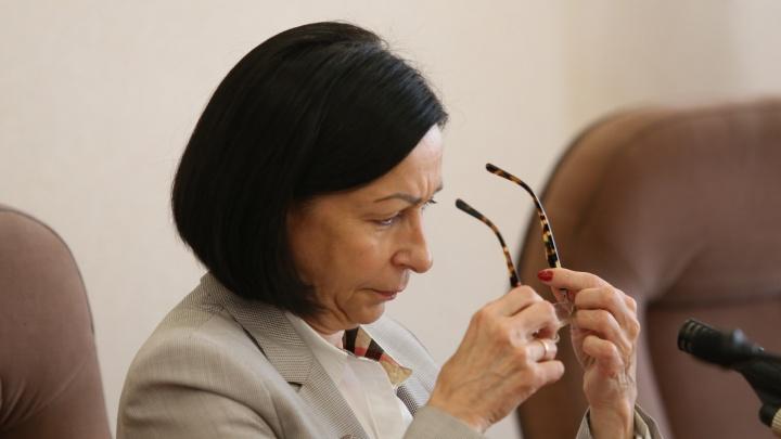 Наталья Котова на правительственном канале прокомментировала показания Тефтелева против нее