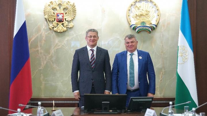 Ростех откроет в Башкирии «кузницу кадров» и поучаствует в создании научно-образовательного центра