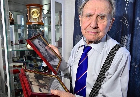 Самому известному в Самаре участнику ВОВ Владимиру Чудайкину вручат награду и 250 тысяч рублей