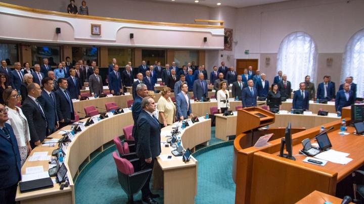 Депутаты Самарской думы одобрили поправки к Конституции