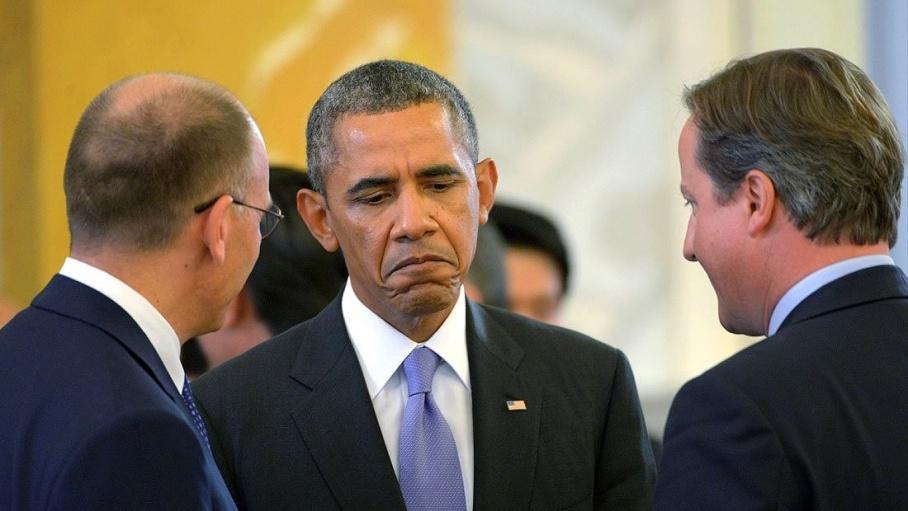 «Быть президентом России не смог бы Обама».