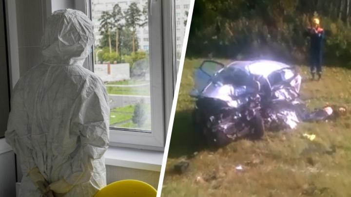 Карантин в школе и смертельное ДТП: что случилось за сутки в Ярославской области. Коротко