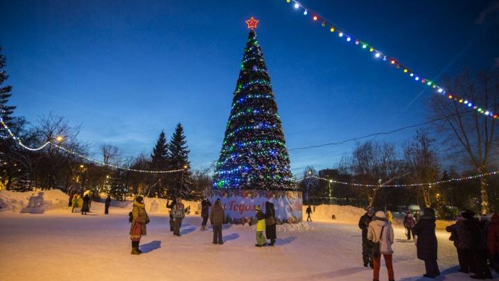 В Москве отменили массовые гулянья в новогоднюю ночь. А как будет в Новосибирске?