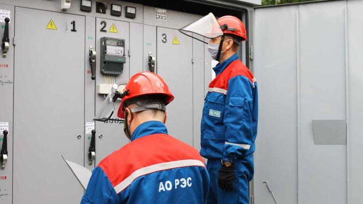 Куда обращаться новосибирцам, чтобы в их районах отремонтировали электросети