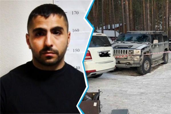 Тело Павла Колозяна нашли 8 февраля недалеко от города в лесном массиве