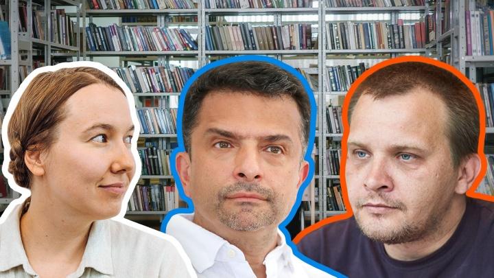 Современные писатели — в Архангельске: кого из них можно будет встретить в городе в конце августа