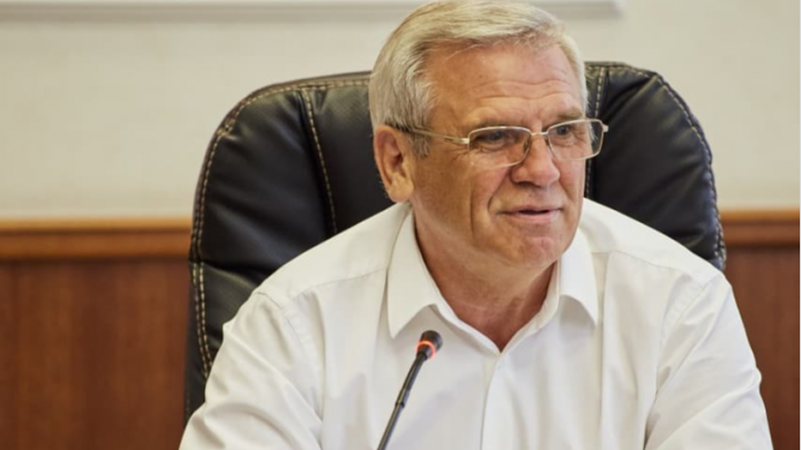 Евгений Люлин покинул должность первого заместителя губернатора