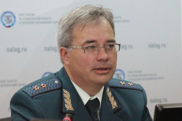 Сергей Родионов находится под арестом из-за подозрения в коррупции