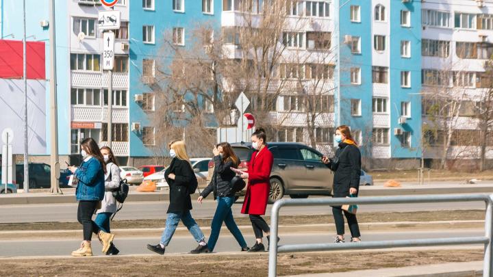 Стало известно, когда в Самарской области наступит пик заболеваемости коронавирусом