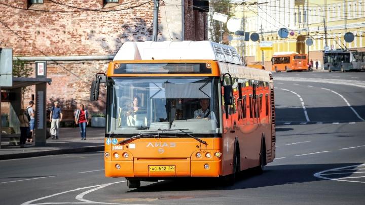 В Нижнем Новгороде автобусы изменят маршруты из-за забега «Беги, герой»