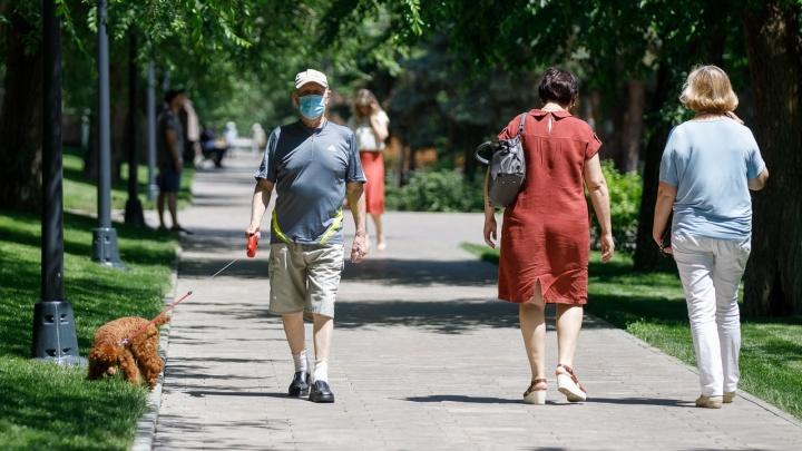 В Волгограде и области чиновники отловили 184 нарушителя ослабленного режима губернатора Бочарова