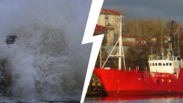 Попало в сильный шторм: синоптики рассказали, в каких погодных условиях затонуло судно «Онега»