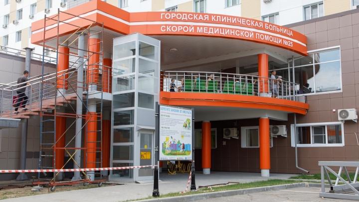 Реанимация временно не работает: коронавирус закрывает отделения в больничном комплексе Волгограда