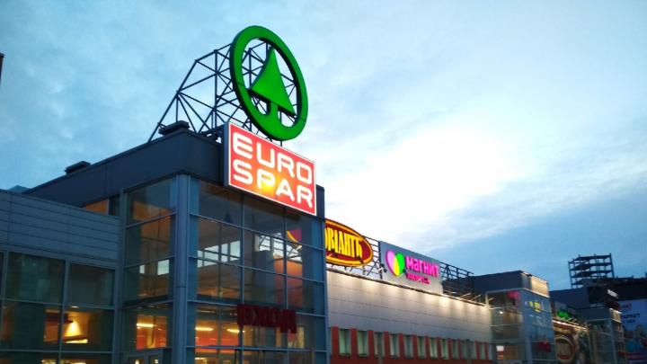 Торговый комплекс на левобережье пожертвует частью парковки ради двухэтажной пристройки
