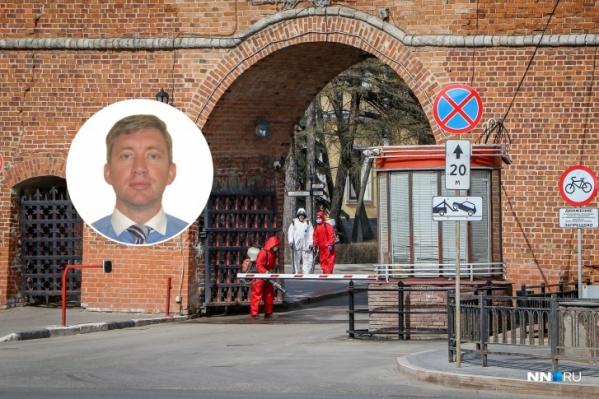 Игорь Носов вылечился от COVID-19
