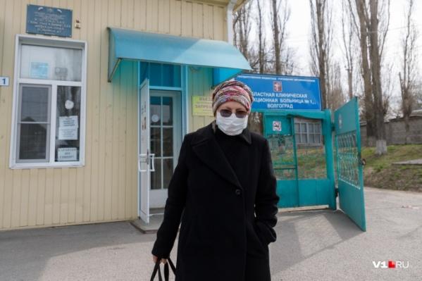 Наталья Берникова стала одной из первых пострадавших от пандемии коронавируса