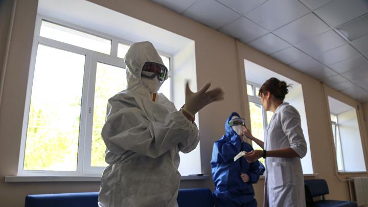 В Башкирии за сутки внебольничной пневмонией заболел 161 человек