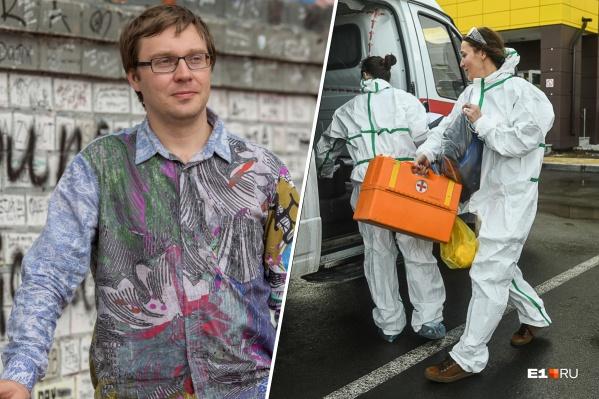 Александр Соловьев рассказал о тестировании на коронавирус