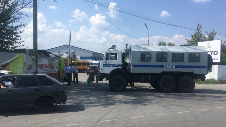 В Тюмени прошла облава на нелегальных мигрантов. Поймали 12 человек