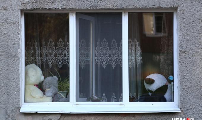 В Башкирии годовалый ребенок выпал из окна