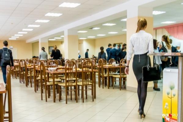 На ремонт столовых и обновление оборудования в школах региона перед началом учебного года 2020/2021 уже потратили 600 миллионов рублей