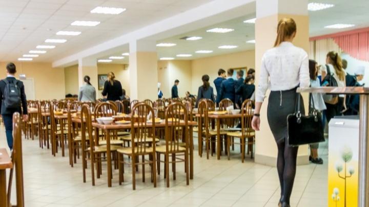 В департаменте образования рассказали, когда отремонтируют пищеблоки во всех школах Самары