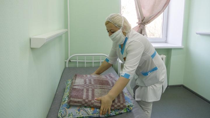 В Архангельской области свободны 278 «ковидных» коек