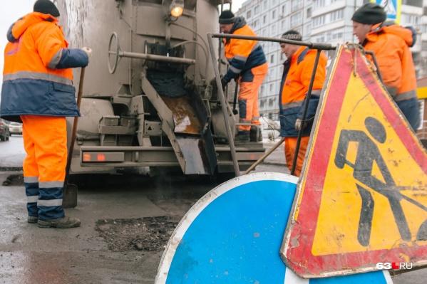 Улицу перекроют из-за строительно-ремонтных работ