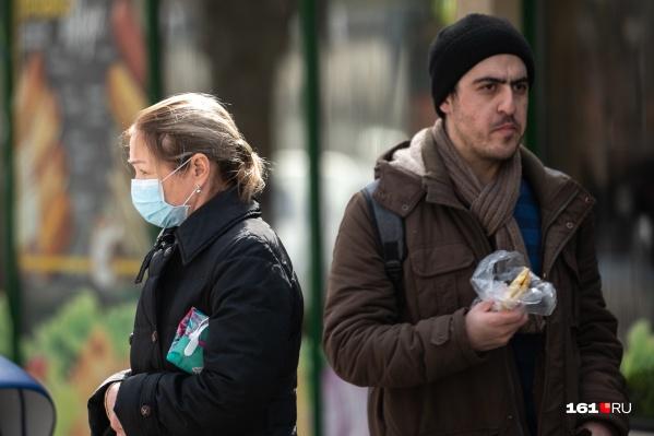 Информации о новых заболевших коронавирусом в Ростовской области, кроме двух подтвержденных случаев, по официальным данным, сейчас нет