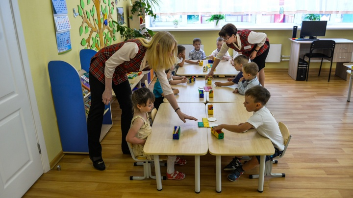 В Екатеринбурге повысили плату за детские сады