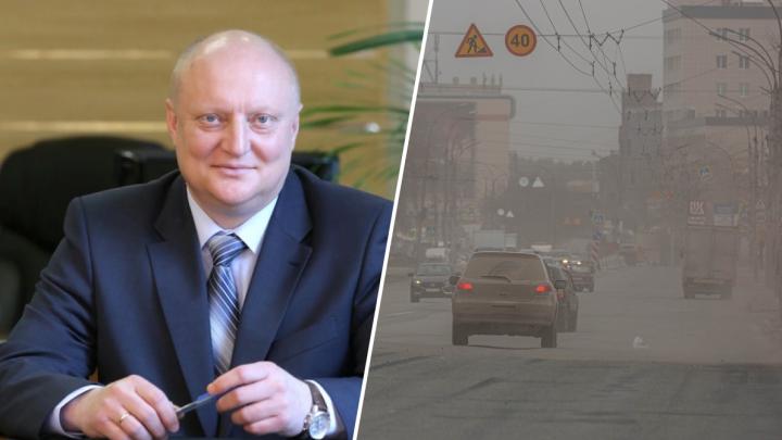 «Сейчас самый сложный период»: вице-мэр ответил на претензии о пыли и уборке Новосибирска (интервью)