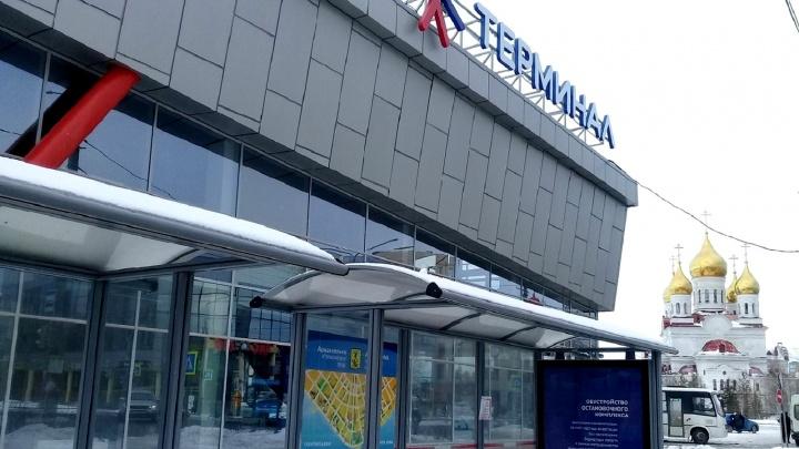 Всё для комфорта пассажиров: в Архангельске запустили новый пересадочный терминал