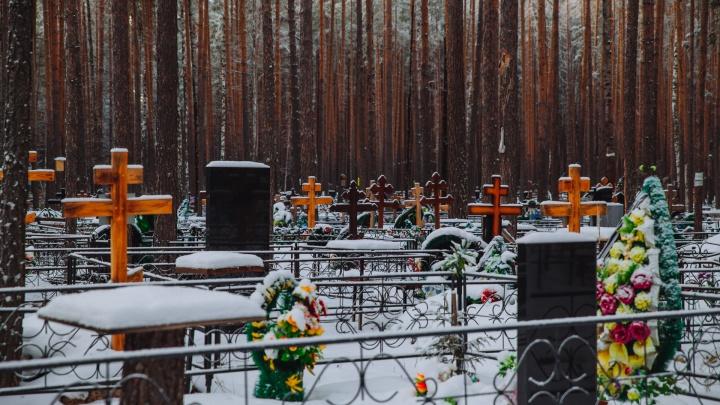 Тюменские власти потратят 2,5 миллиона рублей на содержание кладбищ