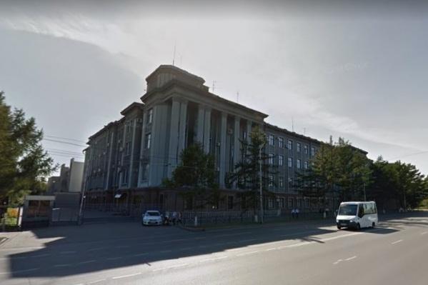 Сотрудники ФСБ провели обыски