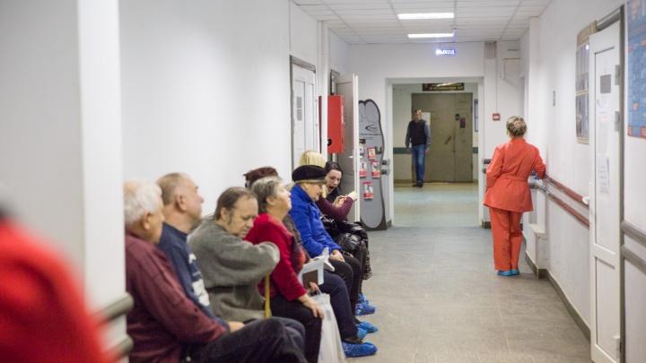 В Ярославле появился серийный вор, который орудует в поликлиниках