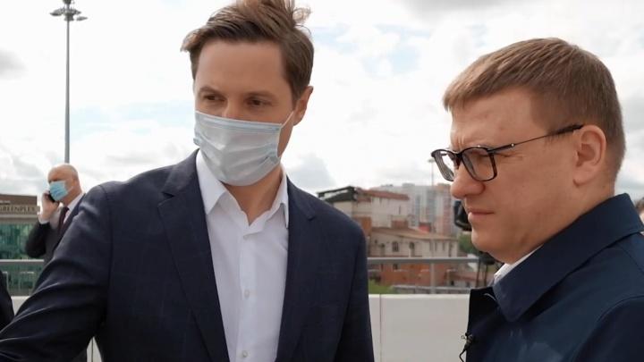 «Строили недопустимо долго»: Алексей Текслер оценил развязку, на создание которой ушло 13 лет