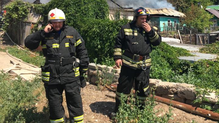 Начальник ГУ МЧС рассказал о причинах пожара в Запанском